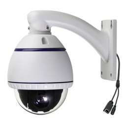 CAMERA IP HD HIGH SPEED DOME  PTZ-1080P 360 °