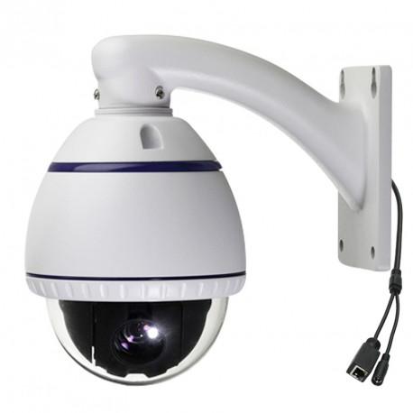 CAMERA IP HD HIGH SPEED DOME  PTZ-1080P 360 °