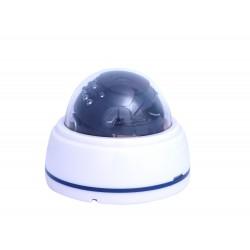 Camera de surveillance DC-350 AHD Blanche IR 24 LED IR CUT - 720P