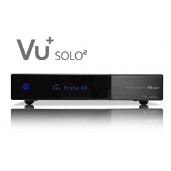 Vu+ Solo 2 - vuplus Demodulateur Satellite Full Hd-Linux  originale + PROTECTION LNB OFFERTE