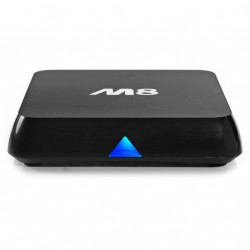 M8 Smart TV BOX Android 4.4 Kitkat Quad Core 2.0GHz XBMC 4K