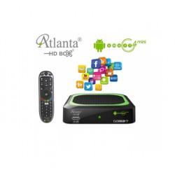 Atlanta HD BOX SMART G4 MINI ANDROID-HYBRID
