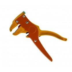 DEN 5-6 Pince à couper et dénuder - Pour cable diamètre max 6mm - Pour dénuder max 25mm