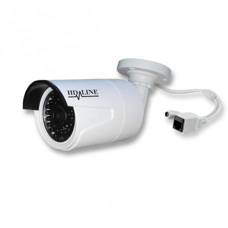 Caméra de surveillance IP-1250WC Vidéosurveillance 720P 36 LED IR CUT métal - Waterproof