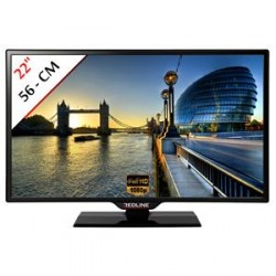 "22""  led tv monitor Pc  Redline"