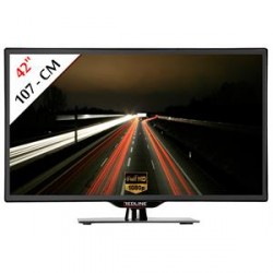 "42""  led tv monitor Pc  Redline"