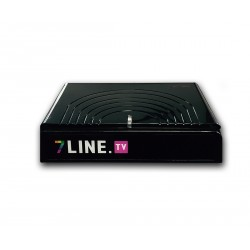 7 LINE OTT BOX   IPTV  DEMODULATEUR