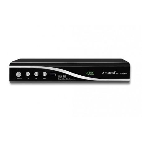 AMSTRAD MD-19710 HD - Demodulateur chaines HD FTA