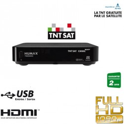 HUMAX TN800HD  Récepteur TNTSAT HD
