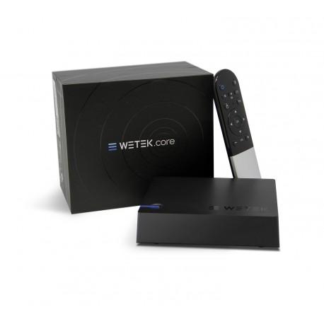 WeTek Mini Android Box Full HD 1080p 4K Quad-Core Mediacentre IPTV Applications Vidéo Musique Netflix Kodi / Xbmc ...