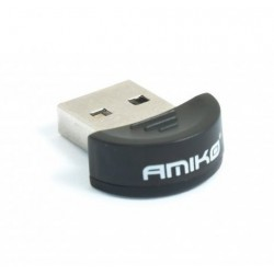 Amiko Nano Wireless-N Network Adapter  Wireless Wifi Dongle