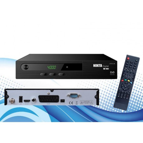 nokta digital  HD-1461 receiver HD