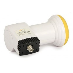 GOLDEN MEDIA 0,2DB LNB SINGLE  FULL HD 3D