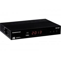 SAGEM DS81HD Décodeur satellite TNTSAT HD