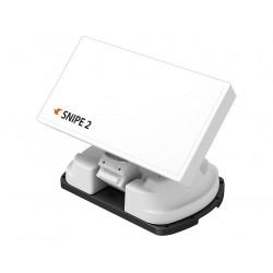 Selfsat Snipe Single V2 parabole automatique pour camping-car