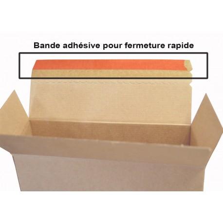 Boite C2  Carton 17 x 34 x 74 cm