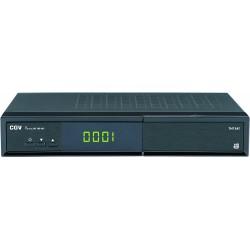 CGV Premio Sat HD-W5 Récepteur TNT par satellite et Enregistreur HD et Lecteur multimédia
