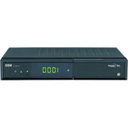CGV HD HD-W3  Démodulateur satellite Tuner TNT Fransat