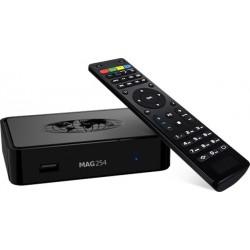 MAG 254w1  W-LAN - IPTV Multimedia Set Top Box