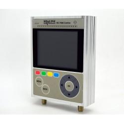 HD-LINE HD-7090 Combo Satfinder + terrestrial finder + suitcase