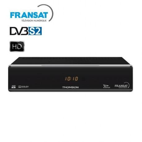 THOMSON THS805 Satellite decoder HD Fransat MPEG4