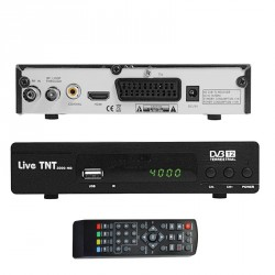 LIVE TNT 2000 DVB-T  Full HD 1080P Receiver TV HDTV Box Terrestrial