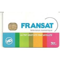 FRANSAT CARTE  HD  Valable à vie