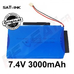 Batterie original SATLINK  HD-LINE 3000 mAh 7.4V