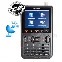 satlink ws-6908 satfinder  pointeur satellite