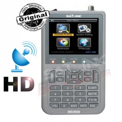 satlink ws-6926 HD satfinder pointeur satellite