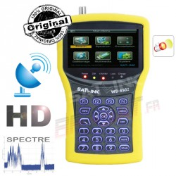 satlink ws-6932 HD satfinder pointeur satellite