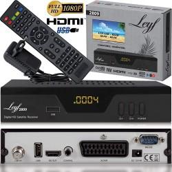 Leyf 2809 démodulateur satellite HD