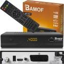 Bamof BE-2607 démodulateur satellite HD