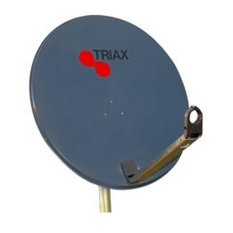 Triax anthracite - Adt110 - Parabole 110cm en acier galvanisé