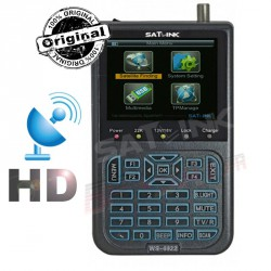 satlink ws-6922 HD satfinder pointeur satellite