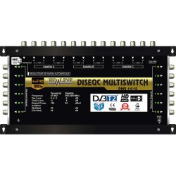 HD-LINE PRO MULTISWITCH 14/12 - 3SAT - 1TER (+ 1SAT 1 POLARITE) / 12DEMOS