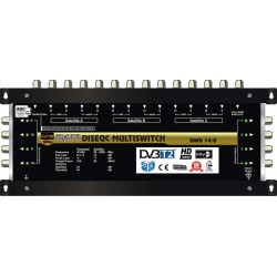 HD-LINE PRO MULTISWITCH 14/8 - 3SAT - 1TER (+ 1SAT 1 POLARITE) / 8DEMOS