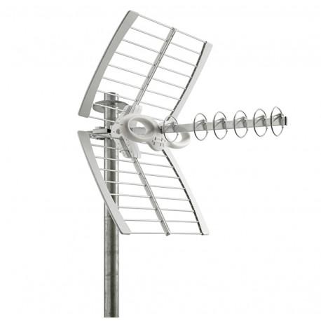 ANTENNE  FRACARRO UHF YAGI LOOP / 6 elements
