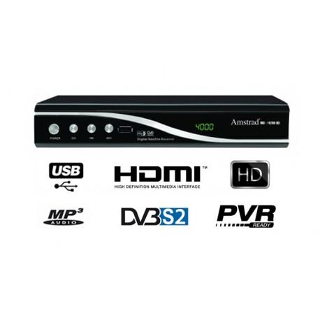 AMSTRAD MD-19700 HD - Demodulateur chaines HD FTA