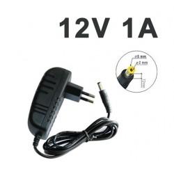 ALIMENTATION 12V  1A  - 5 mm x 2 mm