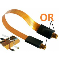CABLE GOLD OR PASSE FENETRE TNT SAT PARABOLE terestre ultra slim