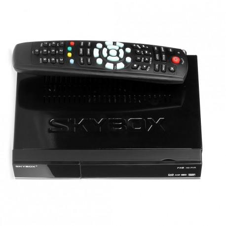 SKYBOX F3S HD - Demodulateur satellite FTA - OS Linux 1080p Full HD PVR