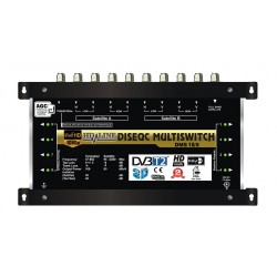 HD-LINE PRO MULTISWITCH 10/8 - 2SAT (+1SAT 1 POLARITE) - 1TER / 8DEMOS