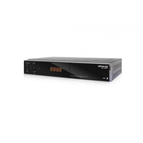 AMIKO HD8150 Démodulateur satellite FTA Récepteur chaines satellite Lecteur Conax USB Wifi support