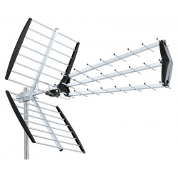HD-LINE ANTENNE UHF TRINAPPE TNT HD DVB-T  TV EXTERIEURE