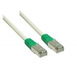 2M Cable Ethernet RJ45 croisé blindé STP Cat 5E