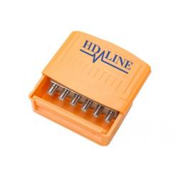 HD-LINE DISEQC PRO 5IN1 4 SATELLITES +1 TERRESTRE 1 SORTIE