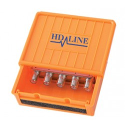 HD-LINE DISEQC PRO 4 IN 1  4 SATELLITES 1 SORTIE HQ