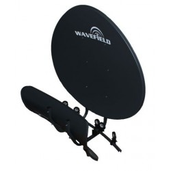PARABOLE MULTI SATELLITE T90 Wave Field