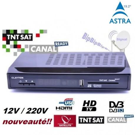 TNTSAT HD CLAYTON
